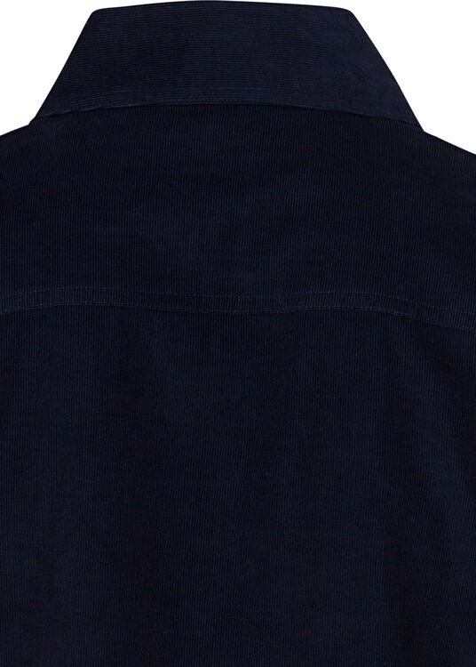 Cotton Cord Overshirt image number 3