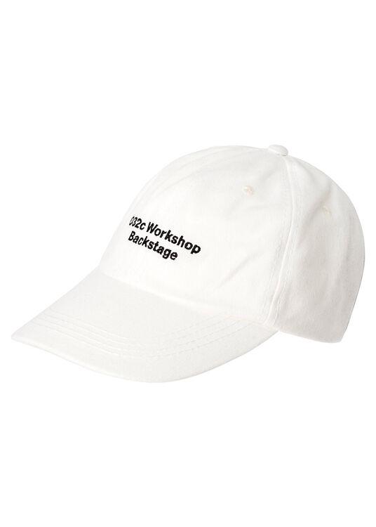 'BACKSTAGE' CANVAS CAP image number 0