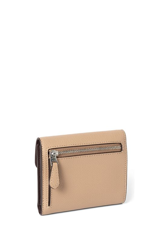 crossgrain leather wyn small wallet image number 1