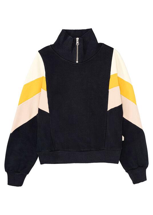 FANCHON Zip Sweater image number 0