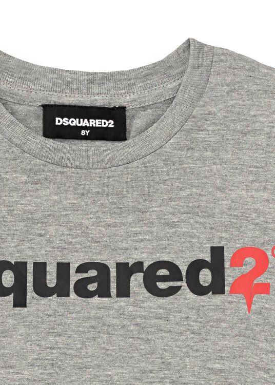 DSQUARED2 Tee, Grau, large image number 2