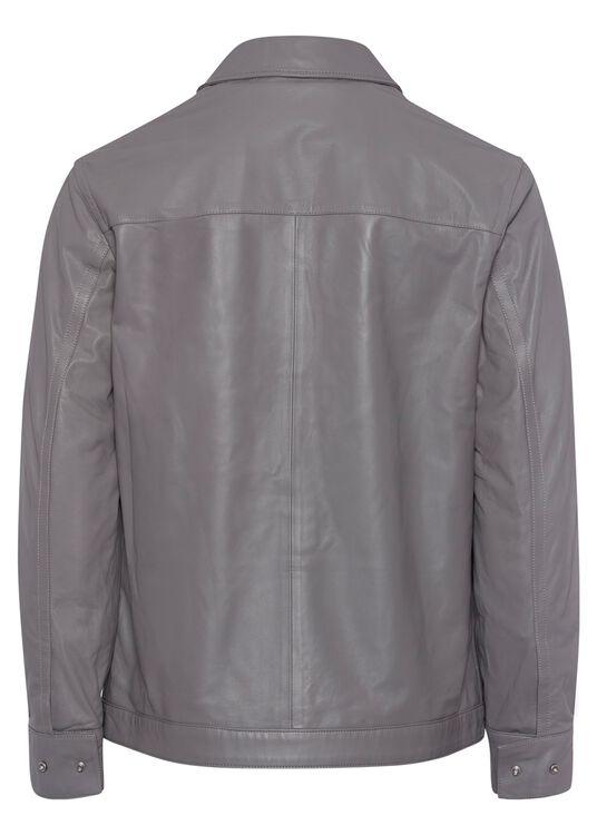 LTHR Zip Jacket image number 1