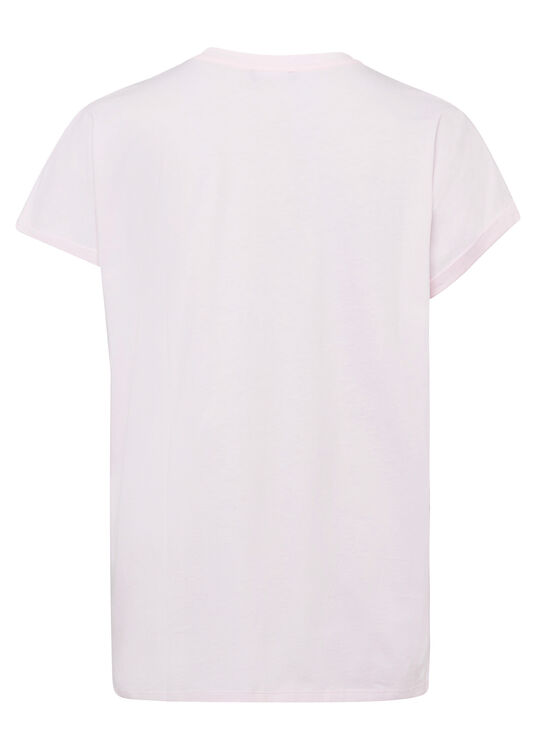 SS STRASS LOGO T-SHIRT image number 1