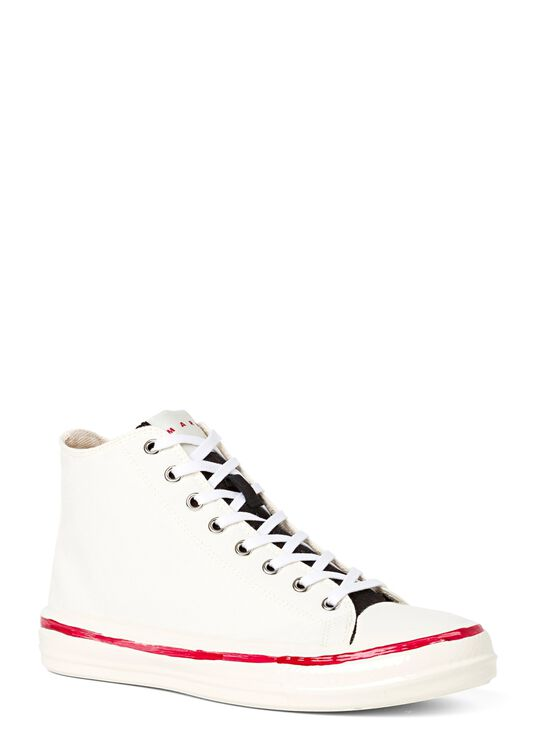 High top Sneaker Canvas image number 1