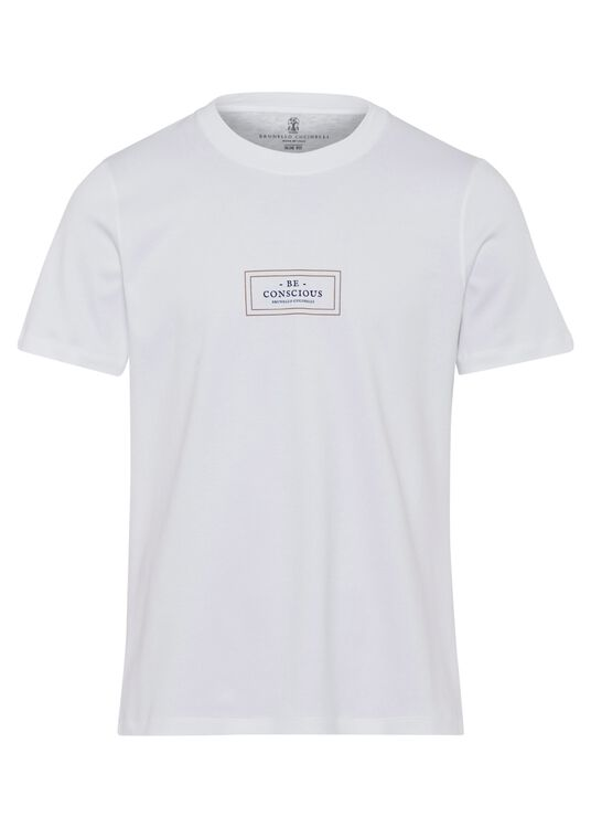 Tshirt Be Concious image number 0