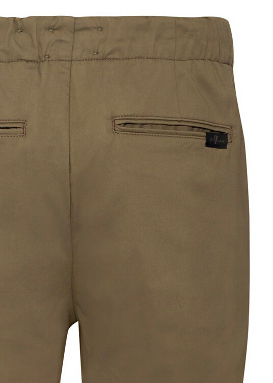 JOGGER CHINO Tech Series Olive Green image number 3