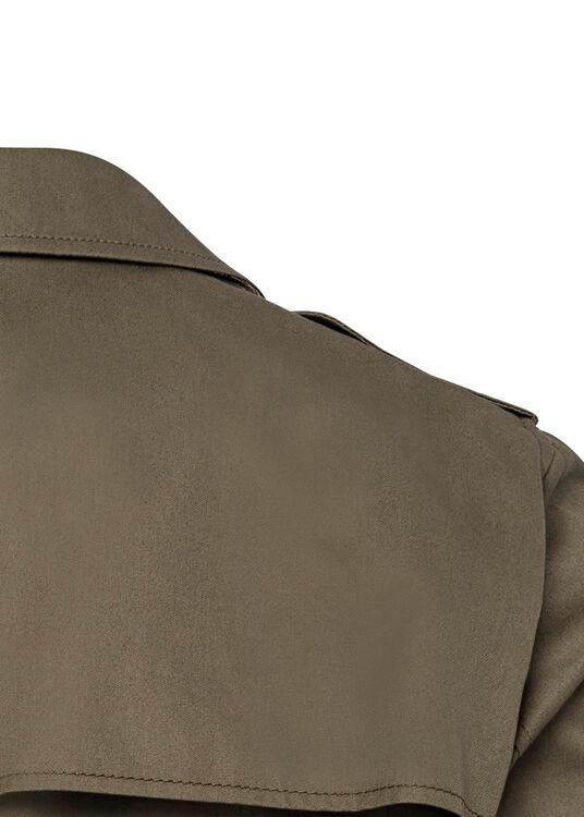 Men's Woven Raincoat image number 3