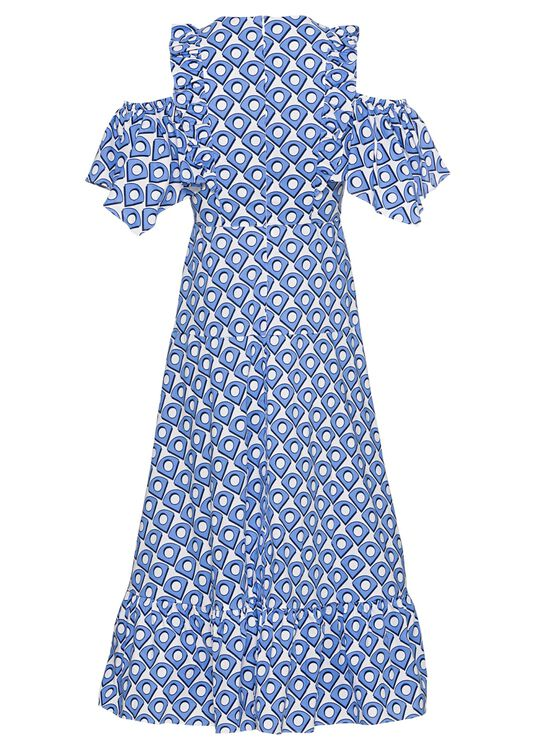 WOVEN DRESS image number 1