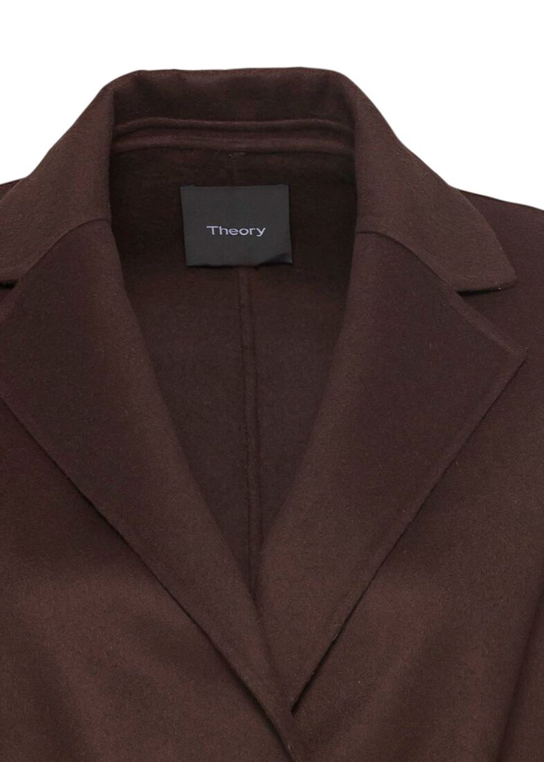 belt coat.luxe new d, Braun, large image number 2