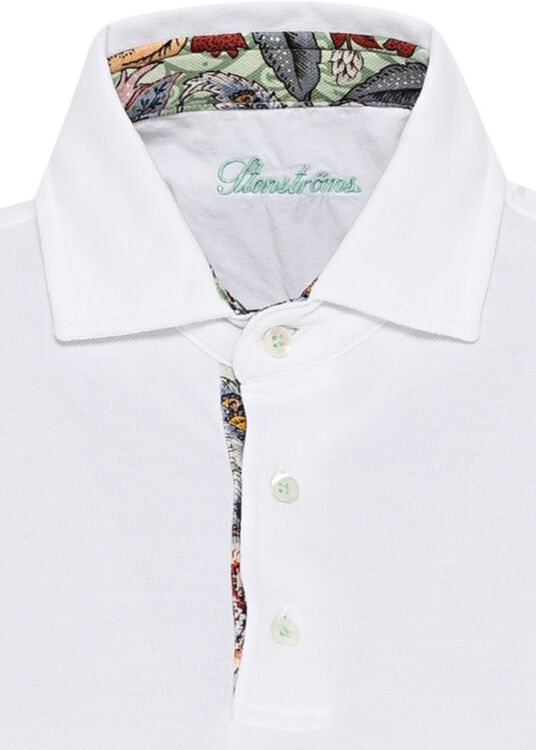 Polo shirt, contrast image number 2