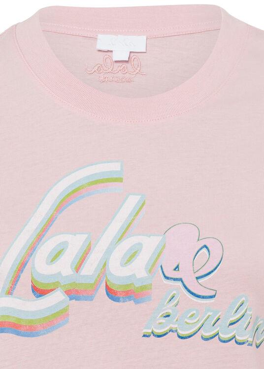 T-Shirt Cara Pink image number 2