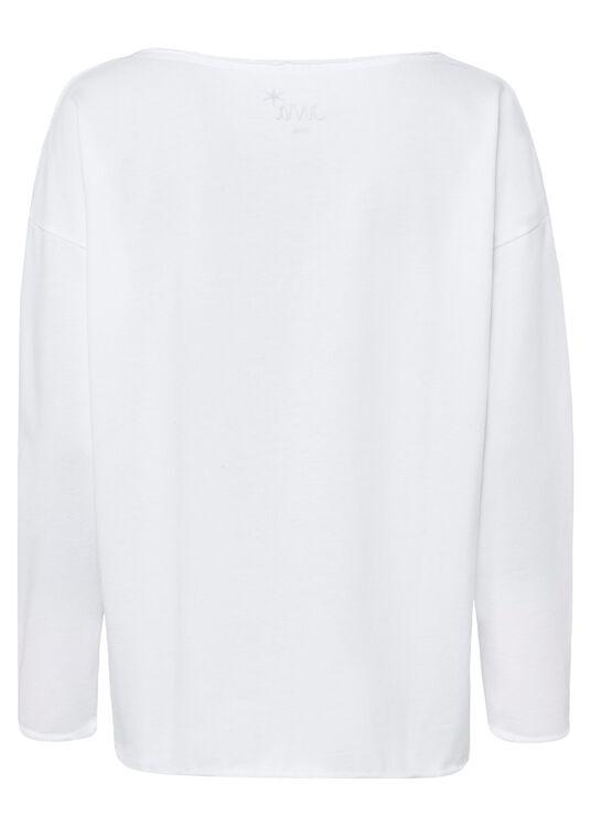 "Fleece Sweater ""Blue image number 1"