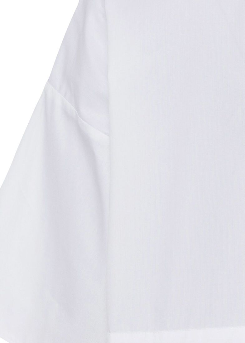 Shirt with detachable pockets, Weiß, large image number 3