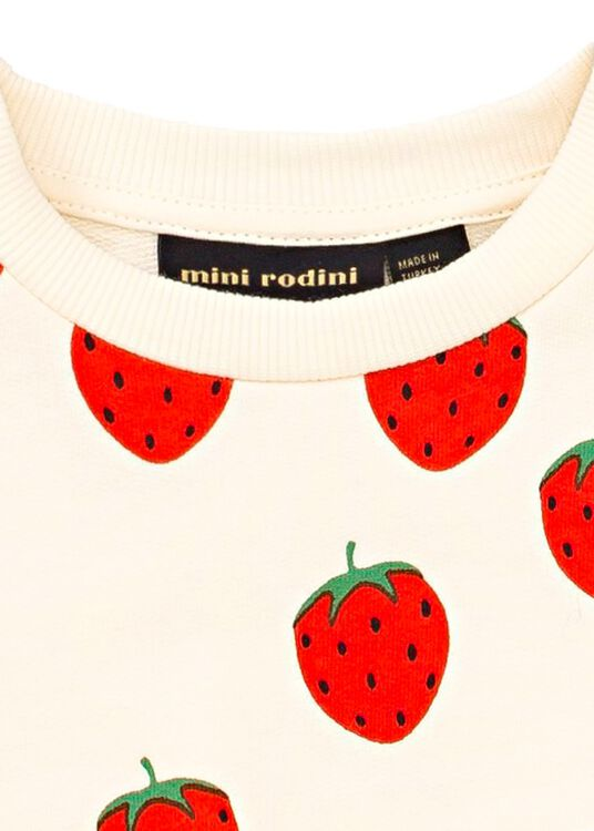 Strawberry AOP Sweater image number 2