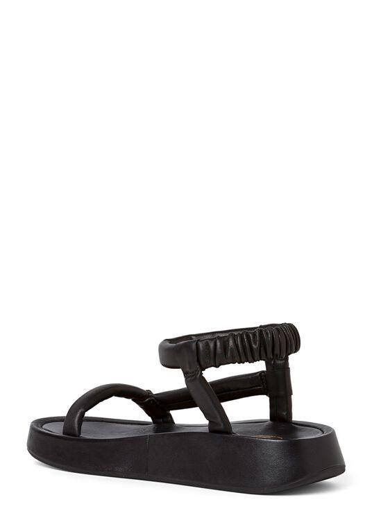 11_Victoria Strap Flat Sandal image number 2
