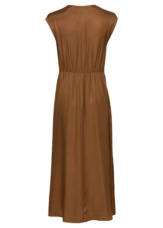 SLVLS TWIST FRONT DRESS / SLVLS TWIST FRONT DRESS image number 1