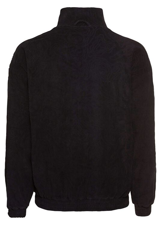 TOPOS SHAVED TERRY JACKET image number 1