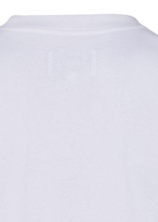 Orange Printed T-Shirt image number 3