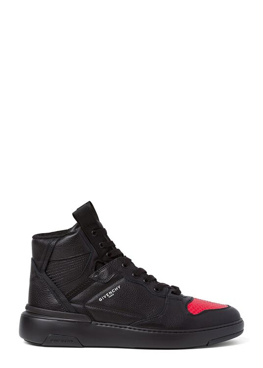 WING SNEAKER HIGH image number 0