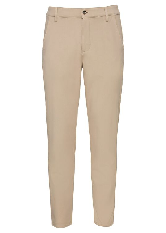 TRAVEL CHINO Double Knit  Sandcastle image number 0