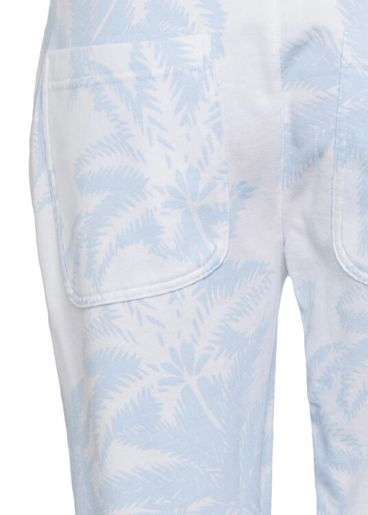 Fleece Trousers Turn, Weiß, large image number 3