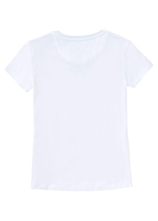 Monogram T-shirt Round Neck SS image number 1
