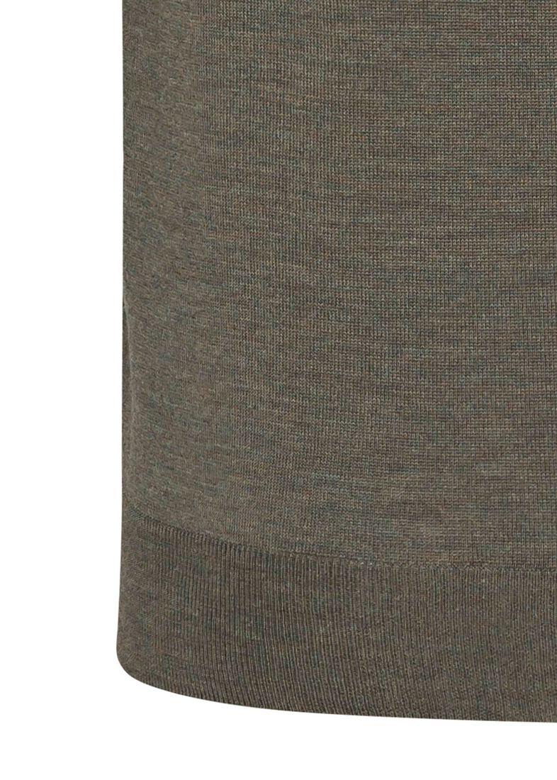 Vest, Merino wool, Grün, large image number 3