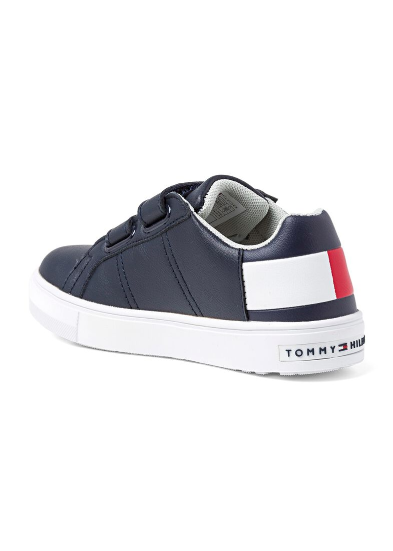Low Cut Velcro Sneaker, Blau, large image number 2