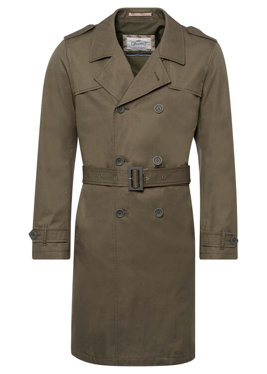 Men's Woven Raincoat image number 0