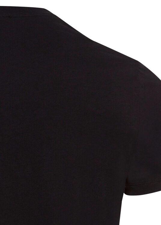 BALMAIN FLOCK & PRINT T-SHIRT image number 3
