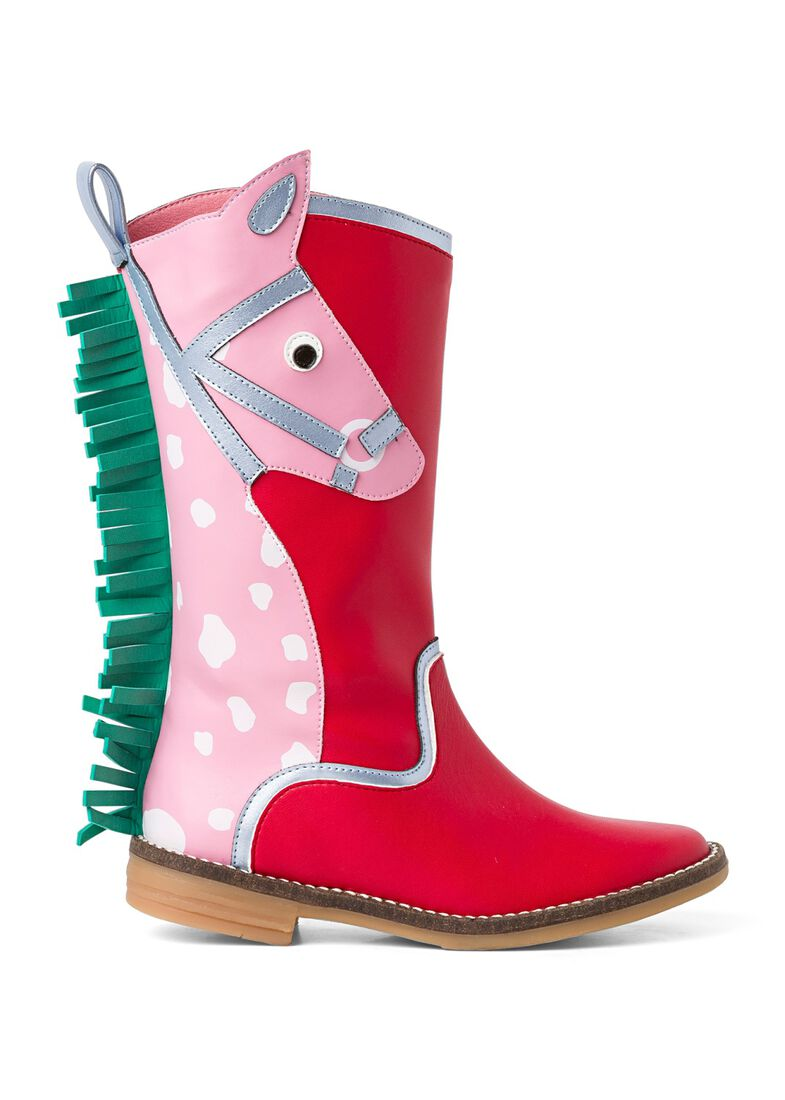 Horse Cowboy Boot, Rot, large image number 0