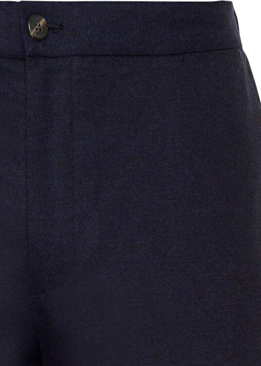 Fine Wool Drawstring Man Trouser image number 2