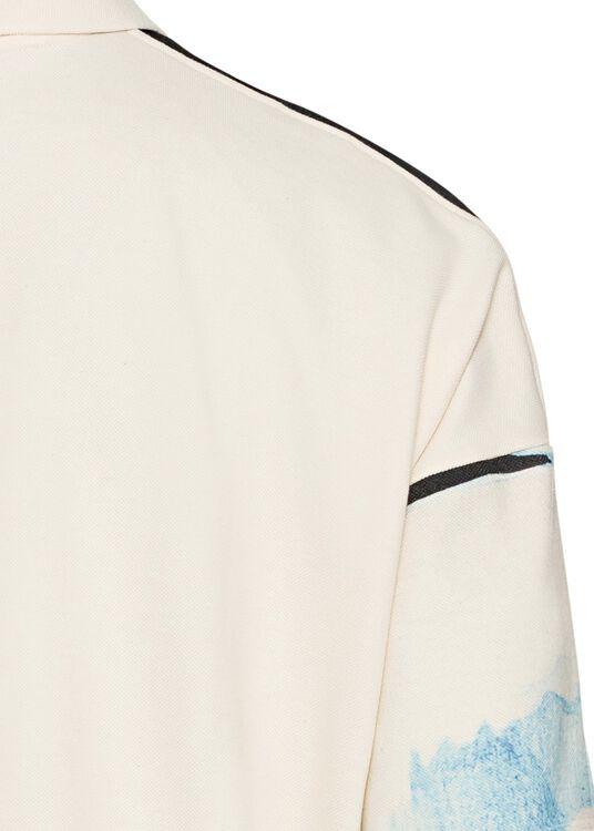 Oversized Poloshirt, Mehrfarbig, large image number 3