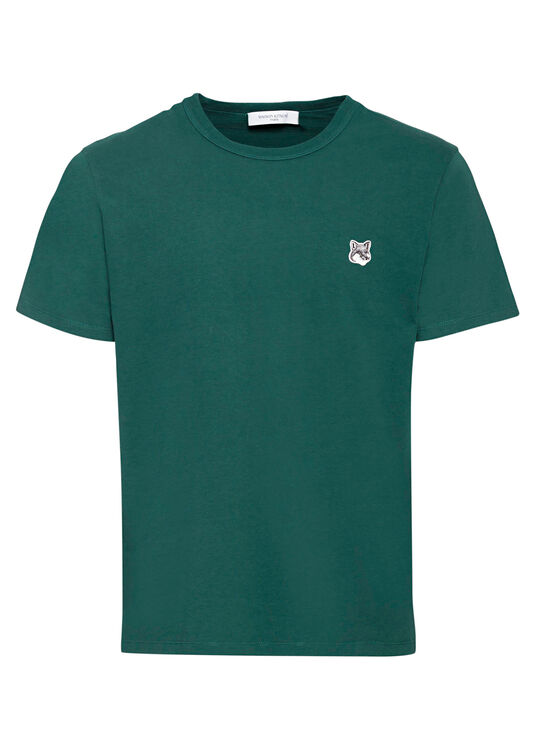 GREY FOX HEAD PATCH CLASSIC TEE-SHIRT image number 0