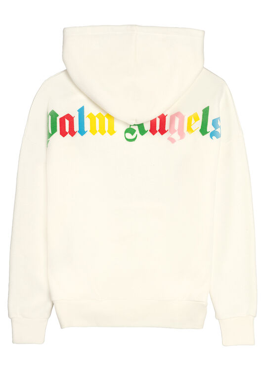 CLASSIC OVER LOGO HOODIE image number 1