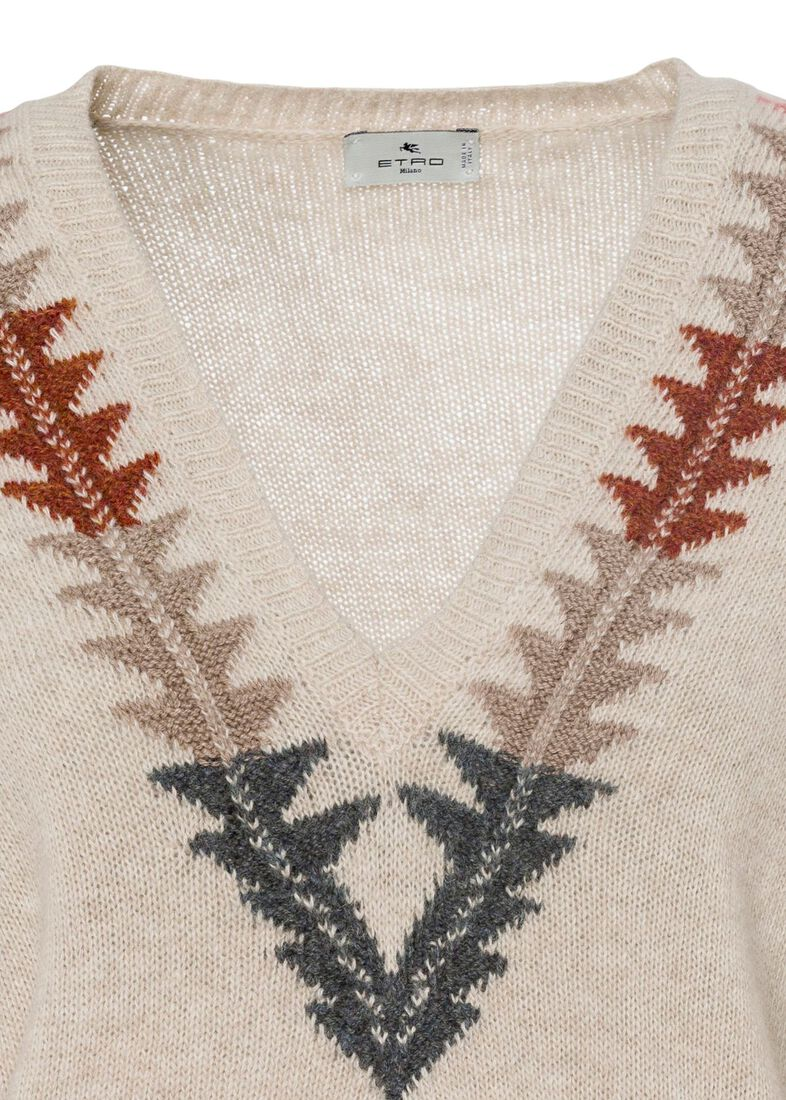 MAGLIA ABACO CLASSIC, Beige, large image number 2