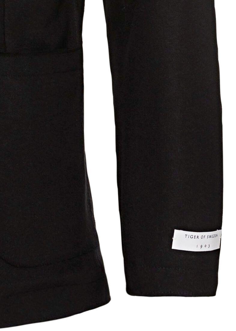 GASPARER   wool blazer men, Schwarz, large image number 2