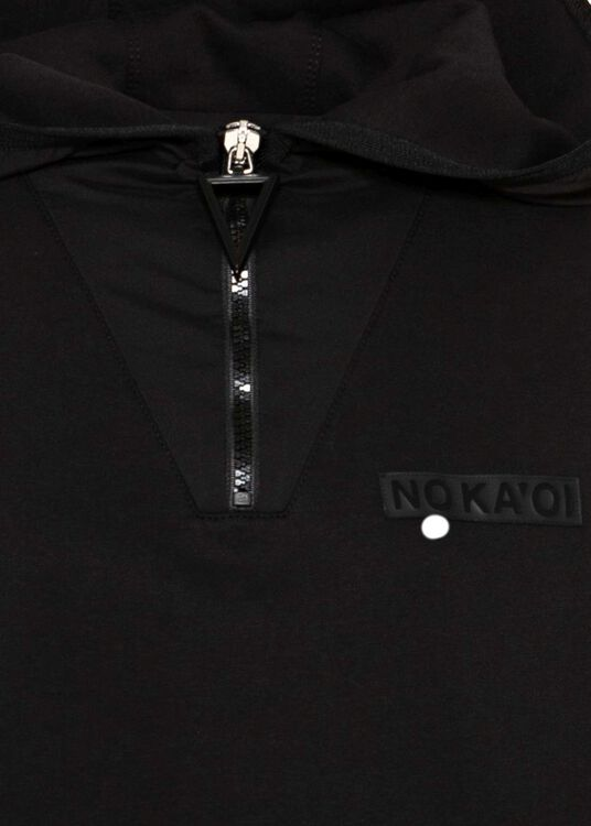 Horizon zip-up hoodie Black, , large image number 2
