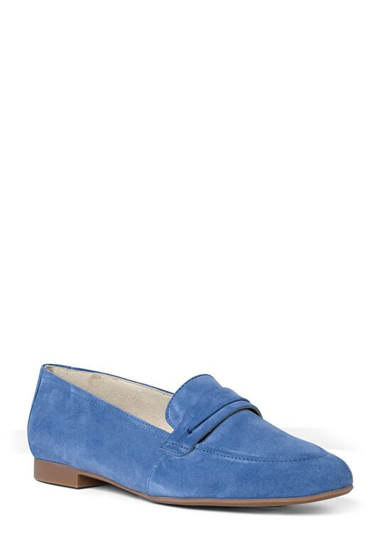 17_Classic Loafer Suede image number 1