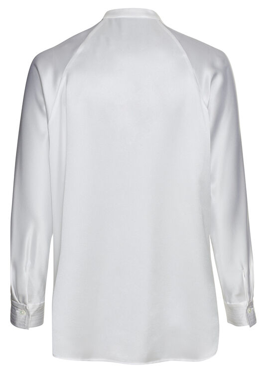 BAND COLLAR BLOUSE / BAND COLLAR BLOUSE image number 1
