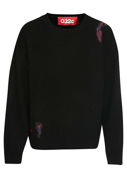REPAIRED PULLOVER image number 0
