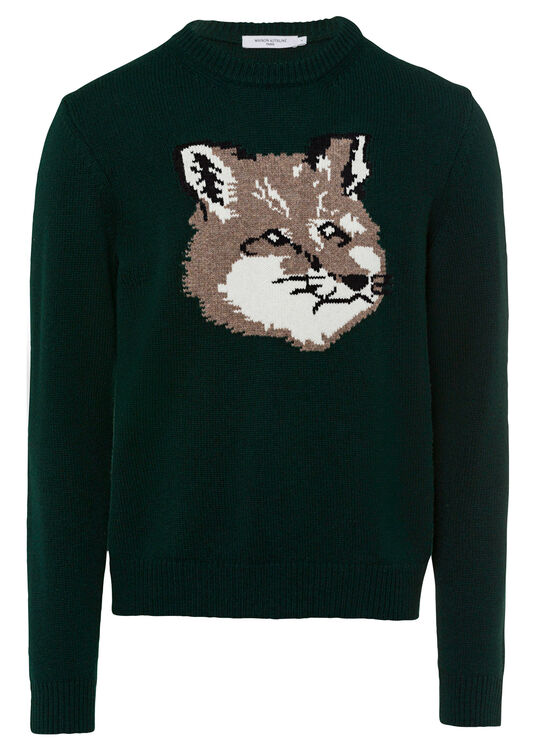 BIG FOX HEAD PULLOVER image number 0