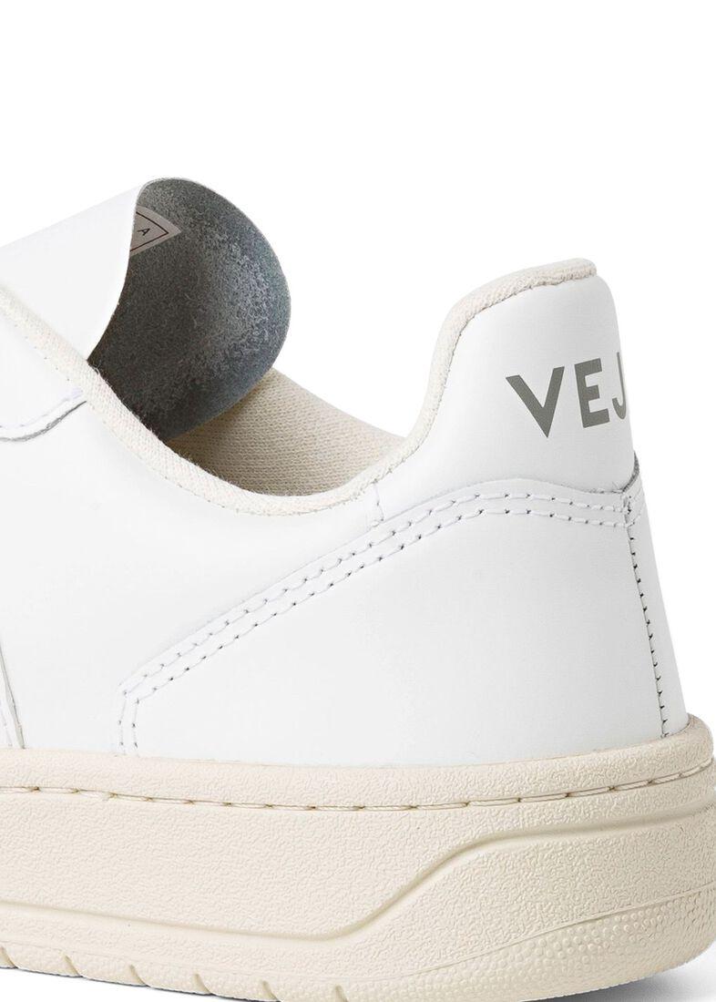 V-10 LEATHER EXTRA-WHITE, Weiß, large image number 3