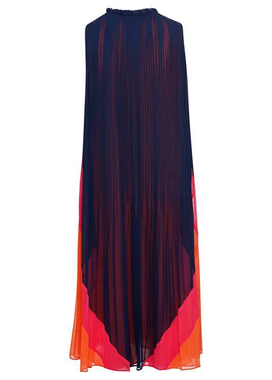 Riviera Pleated Dress image number 1