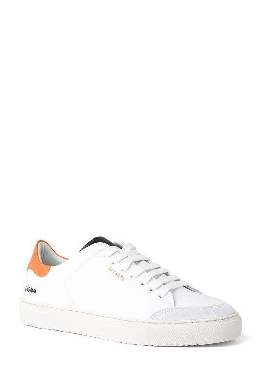 Clean 90 Sneaker - White Leather image number 1