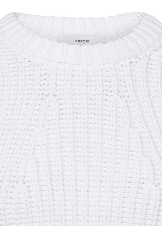 MIRRORED RIB PULLOVER image number 2