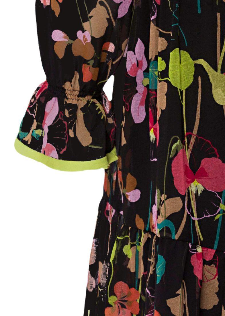 Kleid, Schwarz, large image number 3