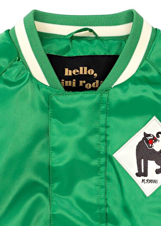 Panther baseball jacket image number 2