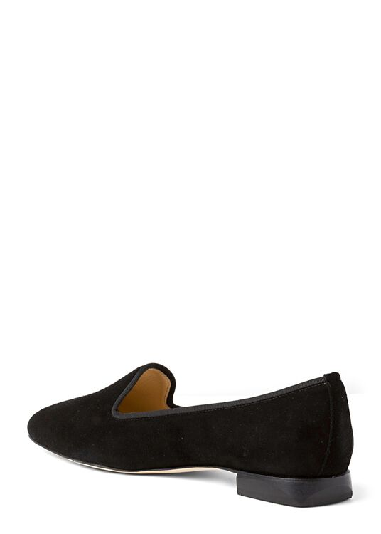 22_Pointy Loafer Suede image number 2