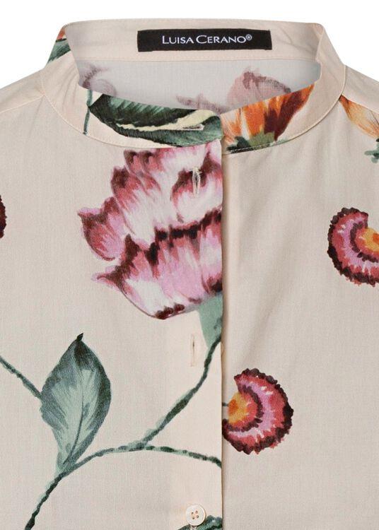 Kleid mit Flower-Print image number 2